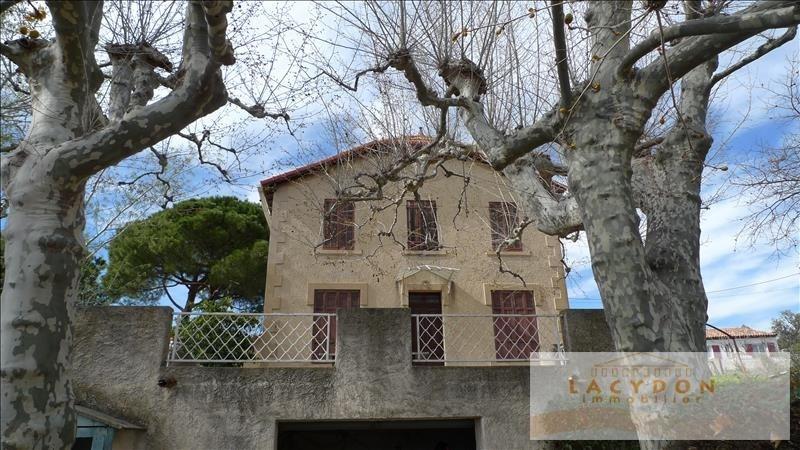 Sale house / villa Marseille 14 395000€ - Picture 1
