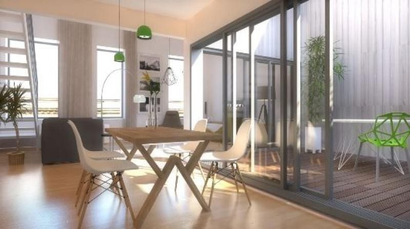 Produit d'investissement appartement Bordeaux 179692€ - Photo 1