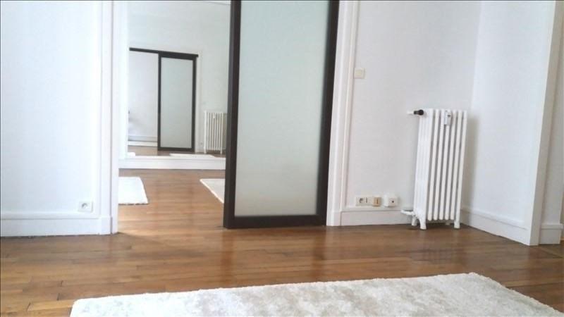 Rental apartment Paris 17ème 1395€ CC - Picture 1