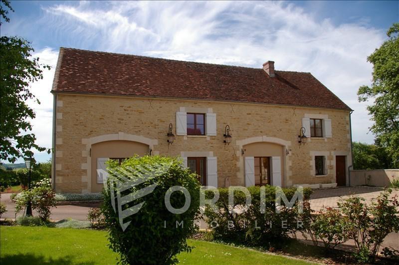 Vente maison / villa St sauveur en puisaye 267500€ - Photo 1