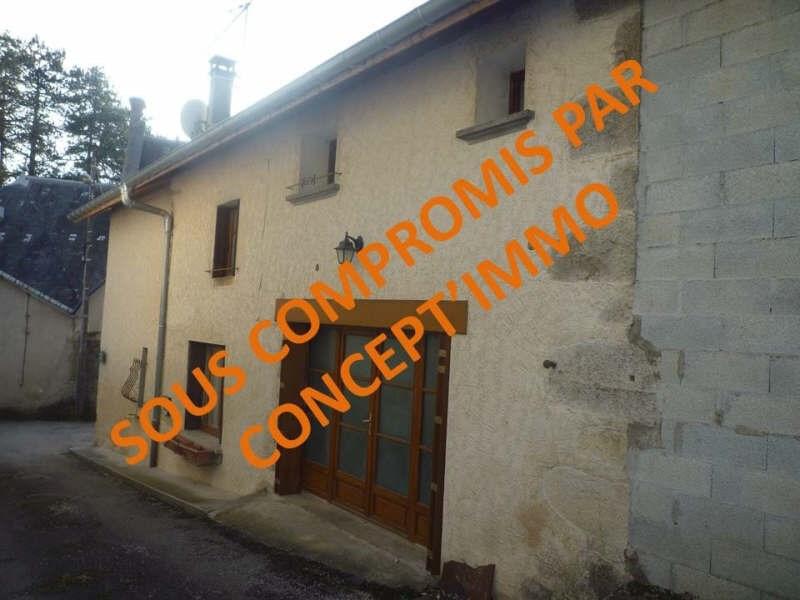 Venta  casa Artemare 85000€ - Fotografía 1