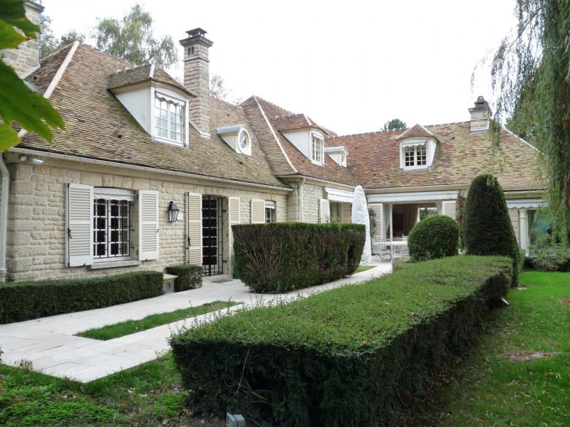 Sale house / villa Saint-nom-la-bretèche 4700000€ - Picture 1