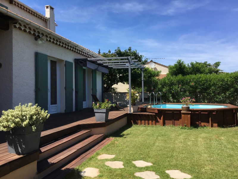 Vente maison / villa Aramon 280 000€ - Photo 2
