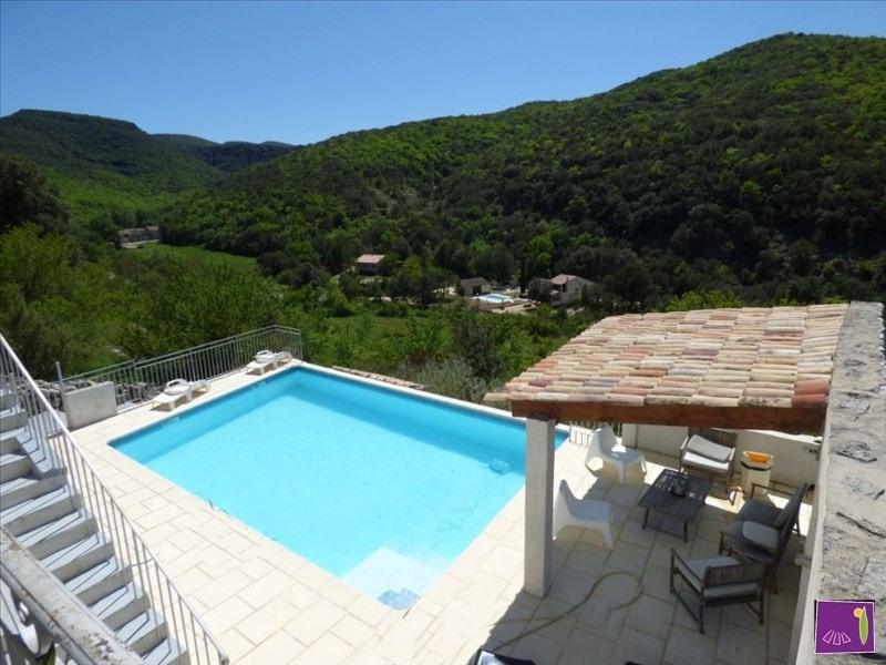 Vente maison / villa Ruoms 399 000€ - Photo 12