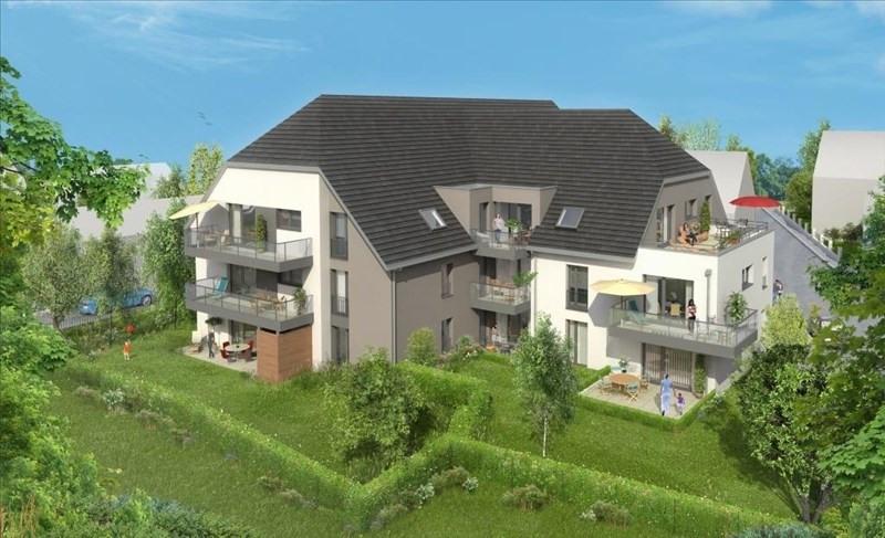 Location appartement Bischheim 541€ CC - Photo 2