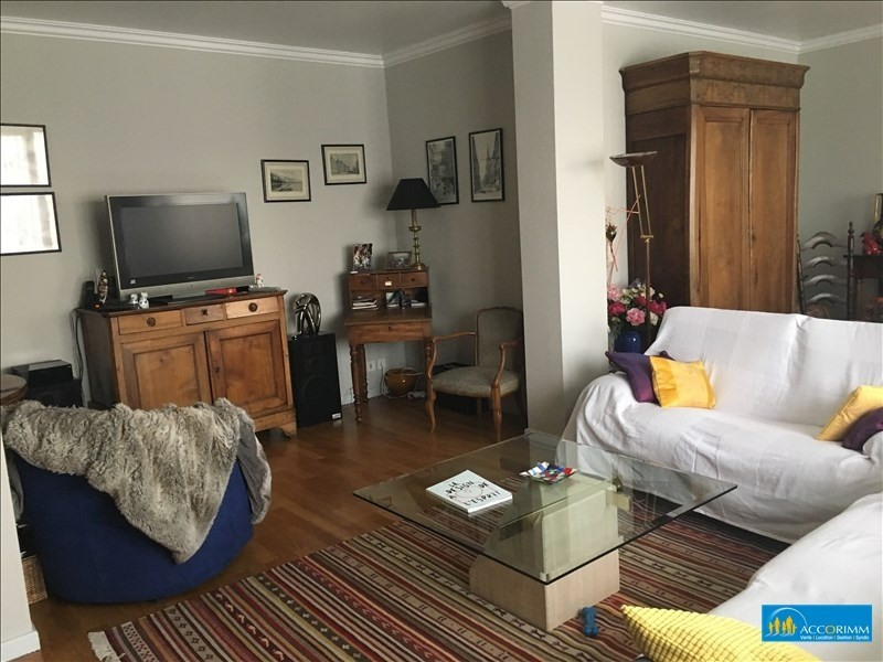 Vente appartement Villeurbanne 315 000€ - Photo 1