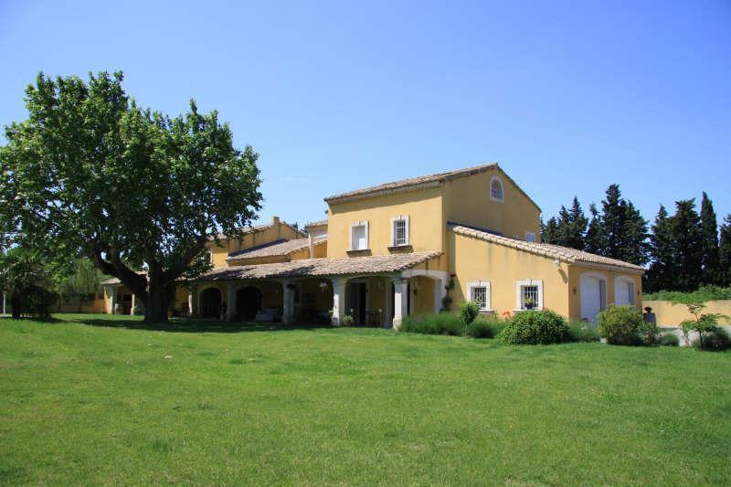 Deluxe sale house / villa Avignon 899000€ - Picture 1