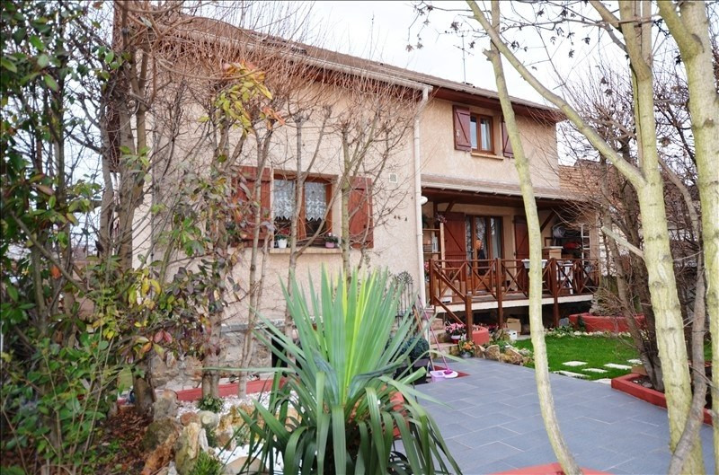 Vente maison / villa Bezons 380 000€ - Photo 1