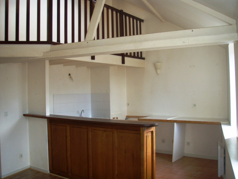 Rental apartment Honfleur 560€+ch - Picture 1