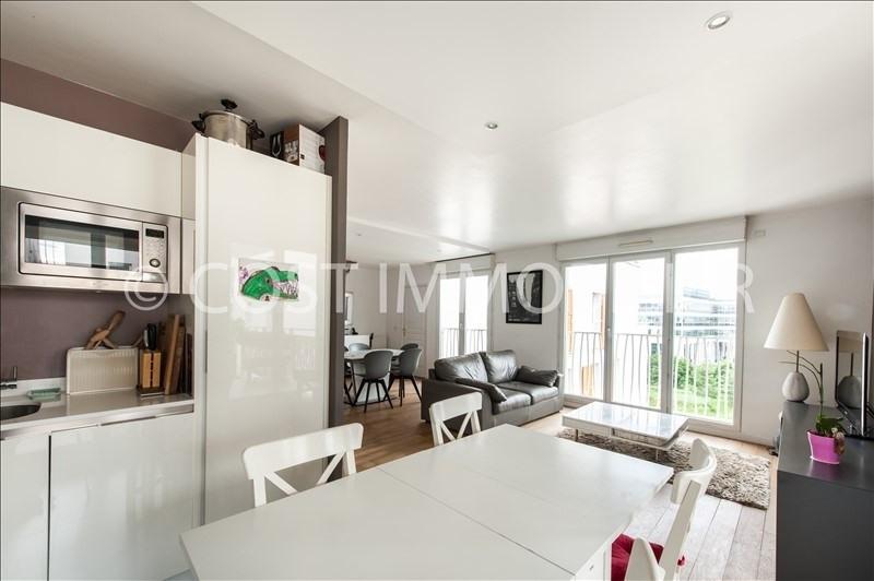 Verkoop  appartement Asnieres sur seine 495000€ - Foto 9