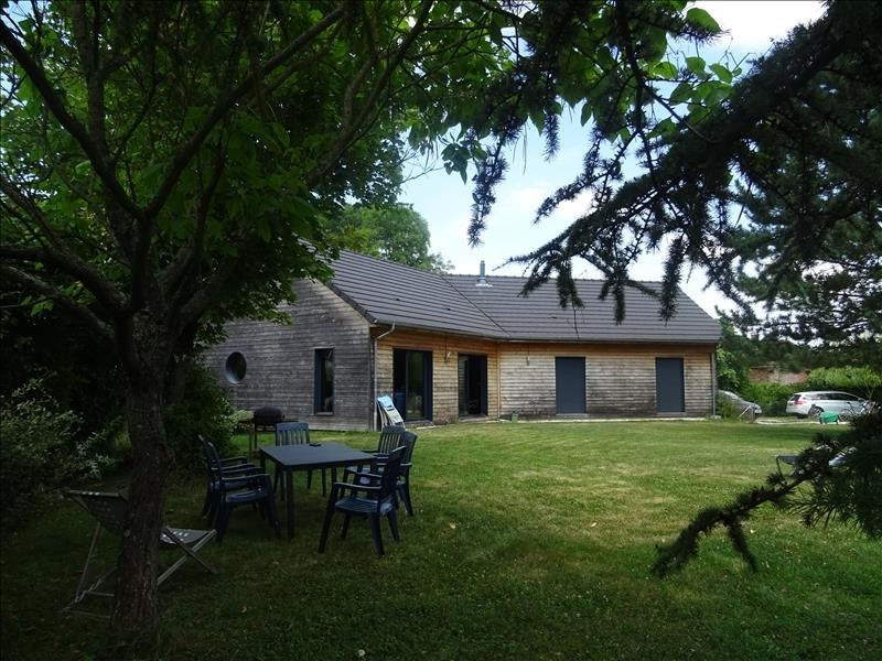 Sale house / villa La villeneuve-au-chene 229500€ - Picture 1