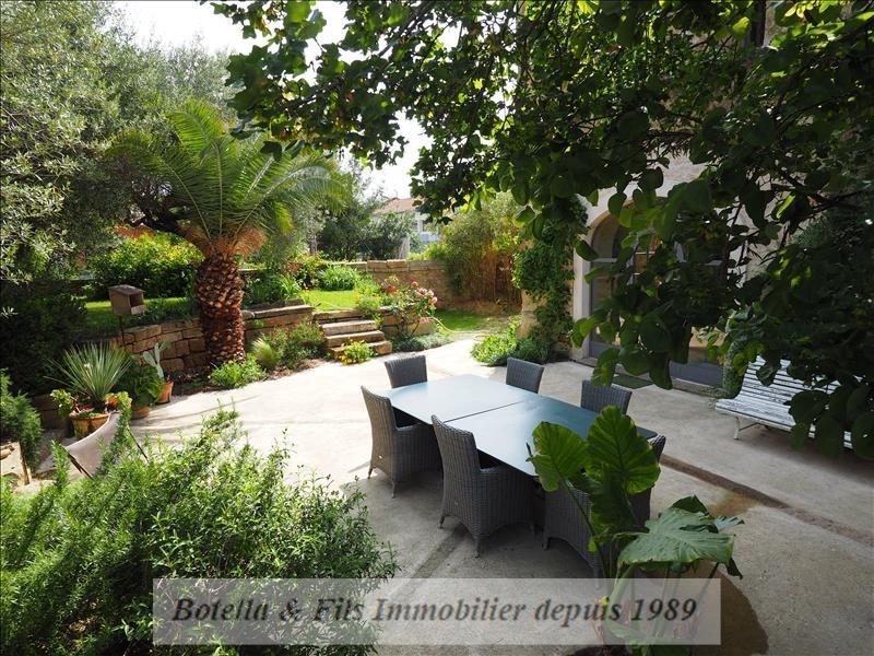 Deluxe sale house / villa Uzes 737000€ - Picture 2