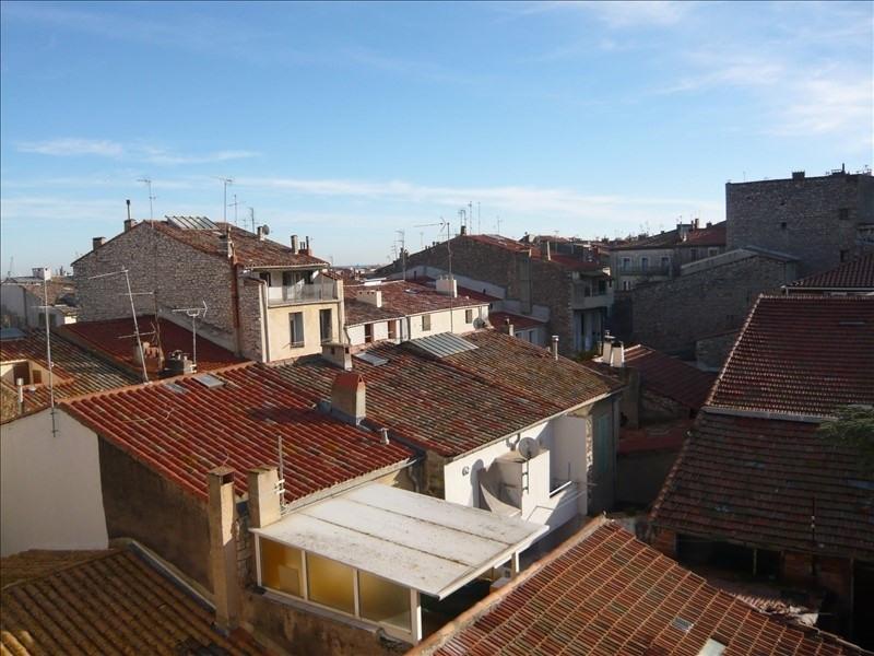 Sale apartment Sete 68000€ - Picture 1