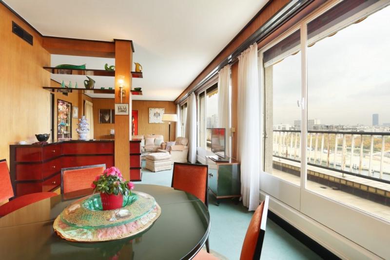 Vente de prestige appartement Paris 16ème 1050000€ - Photo 9