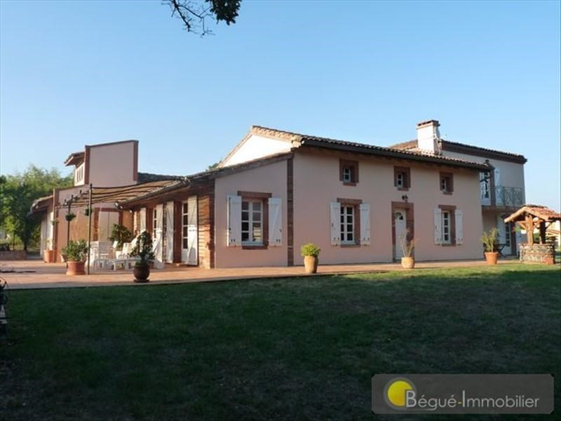 Vente de prestige maison / villa Pibrac 679000€ - Photo 4