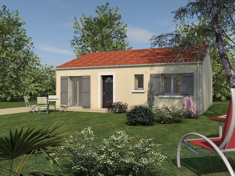Maison  4 pièces + Terrain 838 m² Boisseuil par SOCAMIP