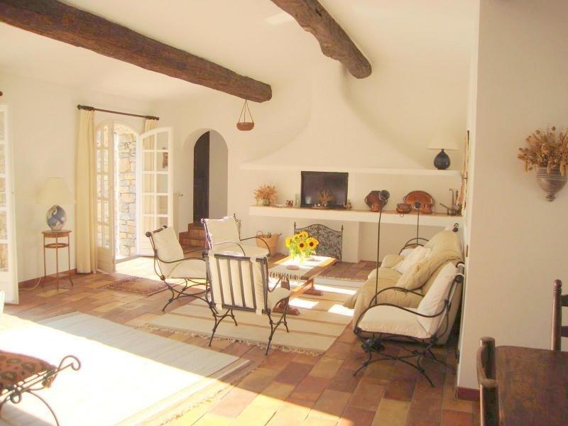 Verkauf von luxusobjekt haus Callas 698000€ - Fotografie 3