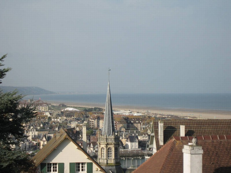 Rental house / villa Trouville sur mer 2 450€ CC - Picture 1