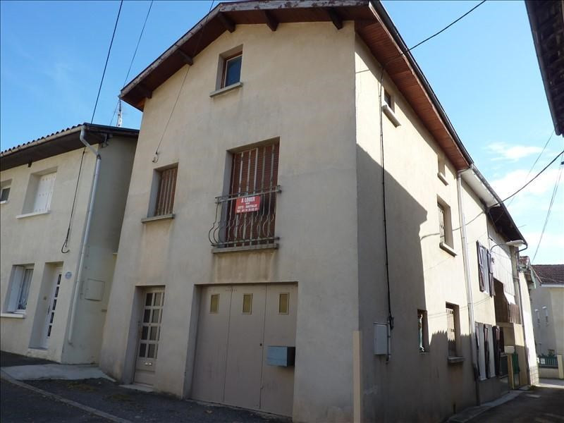 Vendita casa Beaurepaire 55000€ - Fotografia 1