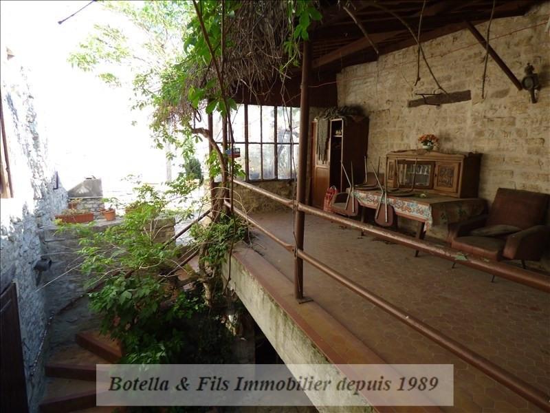 Vente maison / villa Barjac 179000€ - Photo 3