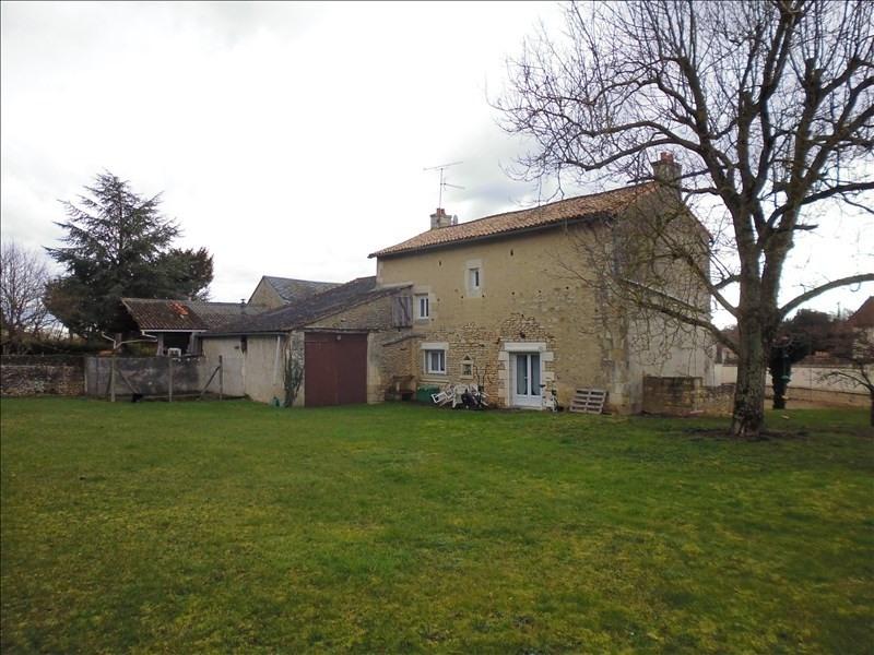 Venta  casa Migne auxances 275000€ - Fotografía 7