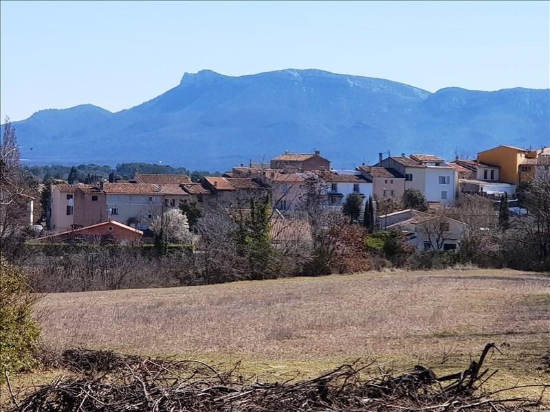 Venta  terreno Peynier 420000€ - Fotografía 1