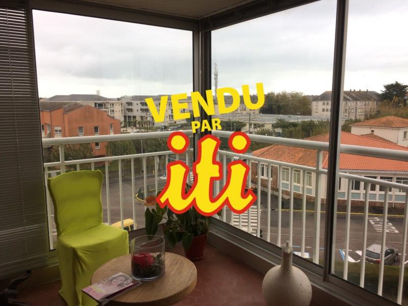 Sale apartment Les sables d olonne 237300€ - Picture 1