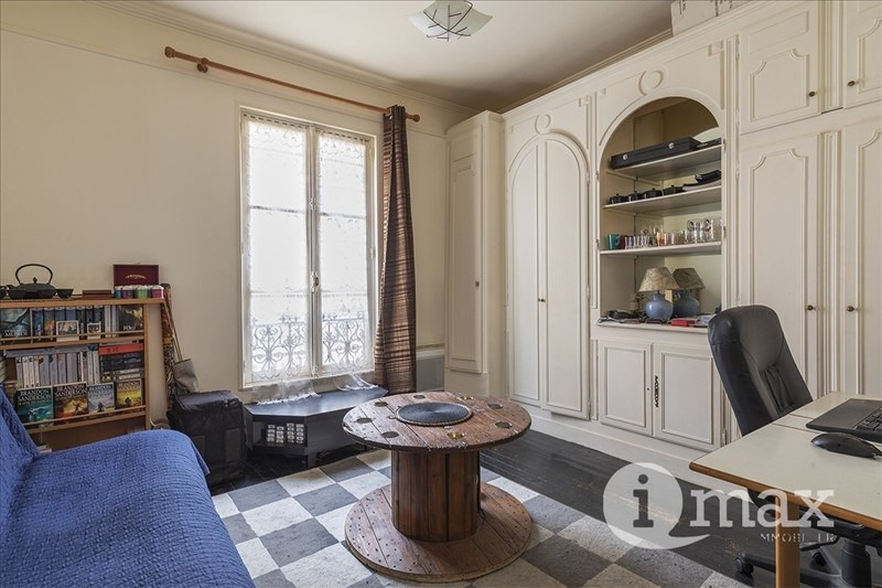 Sale apartment Levallois perret 246 000€ - Picture 1