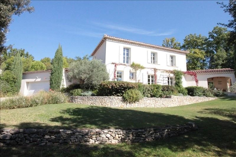 Verkoop van prestige  huis Aubignan 670000€ - Foto 1