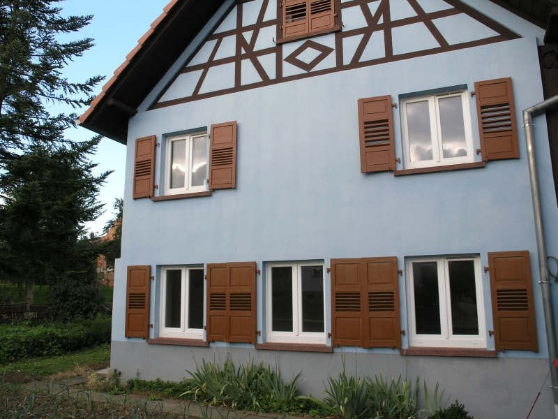 Location maison / villa Saessolsheim 825€ CC - Photo 2