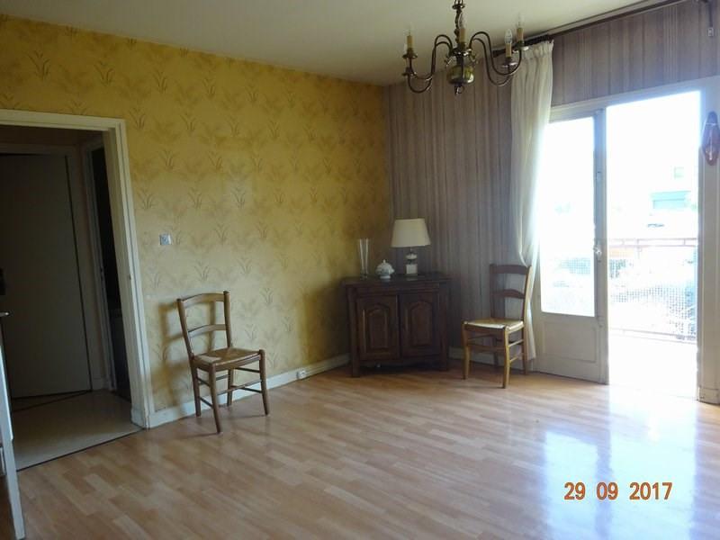 Verkoop  appartement St vallier 81000€ - Foto 5
