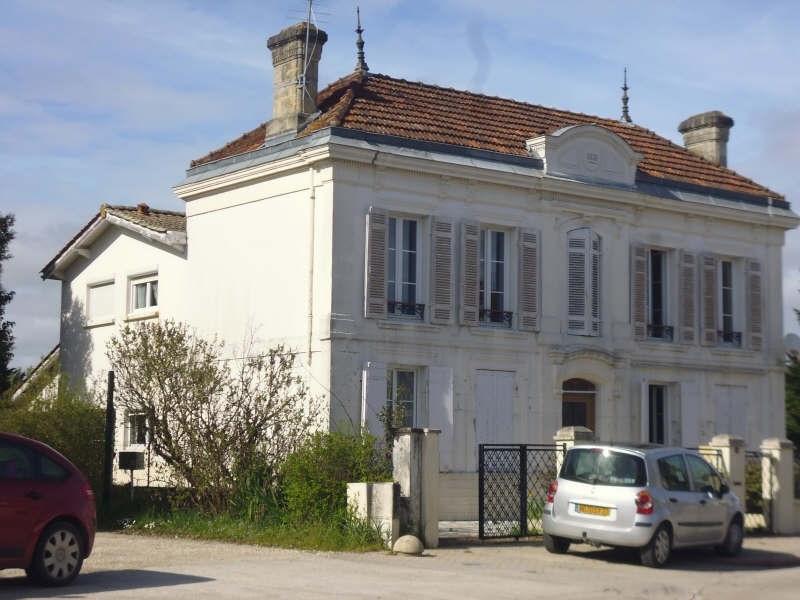 Sale house / villa Ambes 221000€ - Picture 1