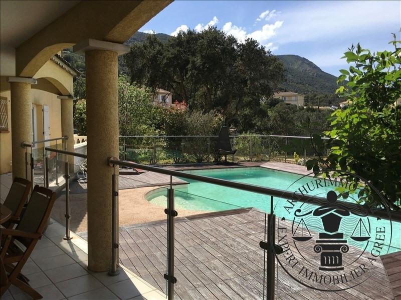 Deluxe sale house / villa Alata 629000€ - Picture 2