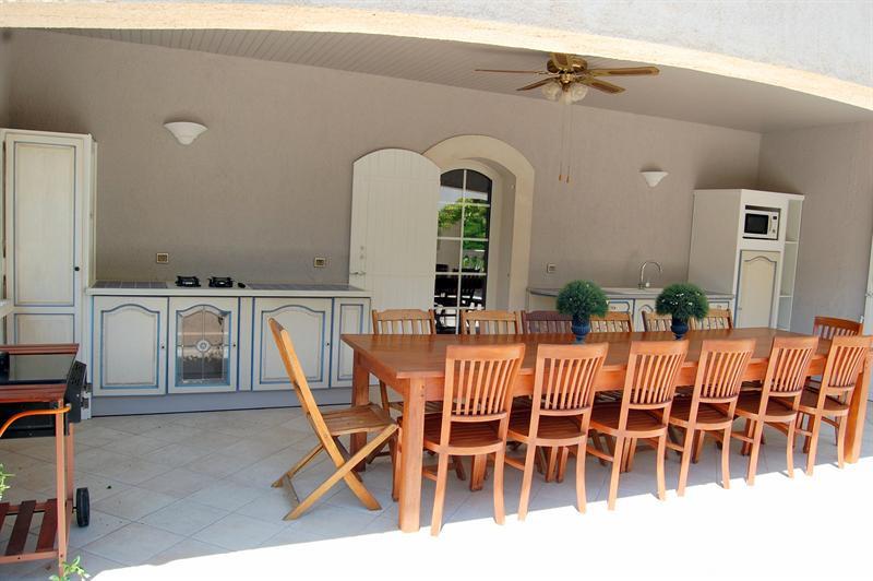 Revenda residencial de prestígio casa Tourrettes 895000€ - Fotografia 23