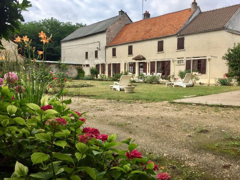 Venta  casa Villiers sur orge 830000€ - Fotografía 2
