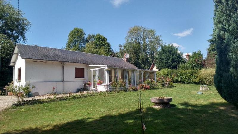 Vente maison / villa Manneville sur risle 118100€ - Photo 1