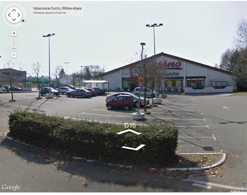 Location Local d'activités / Entrepôt Vézeronce-Curtin 0