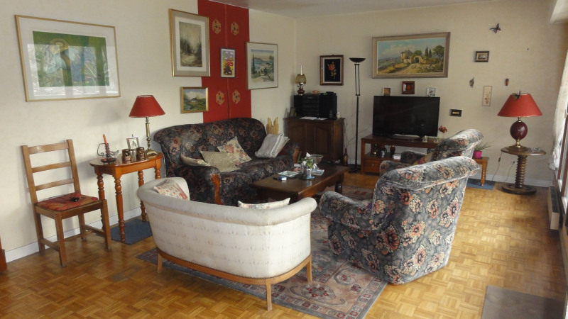 Sale apartment Lyon 4ème 350 000€ - Picture 2