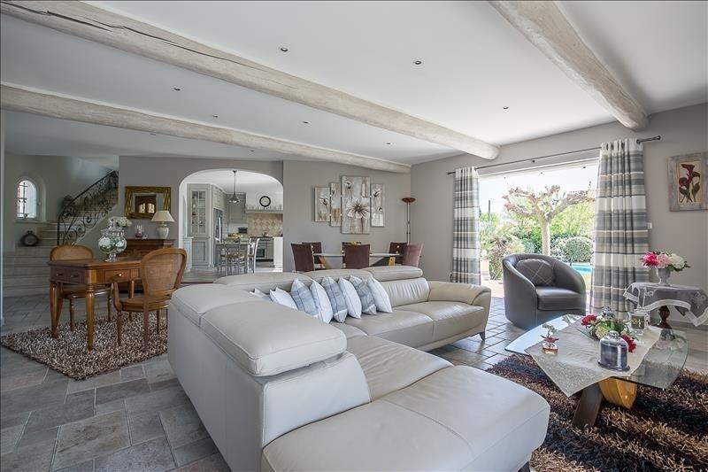 Verkauf von luxusobjekt haus Mallemort 750000€ - Fotografie 4