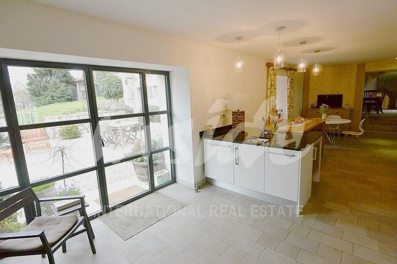Revenda residencial de prestígio casa Divonne les bains 2150000€ - Fotografia 7
