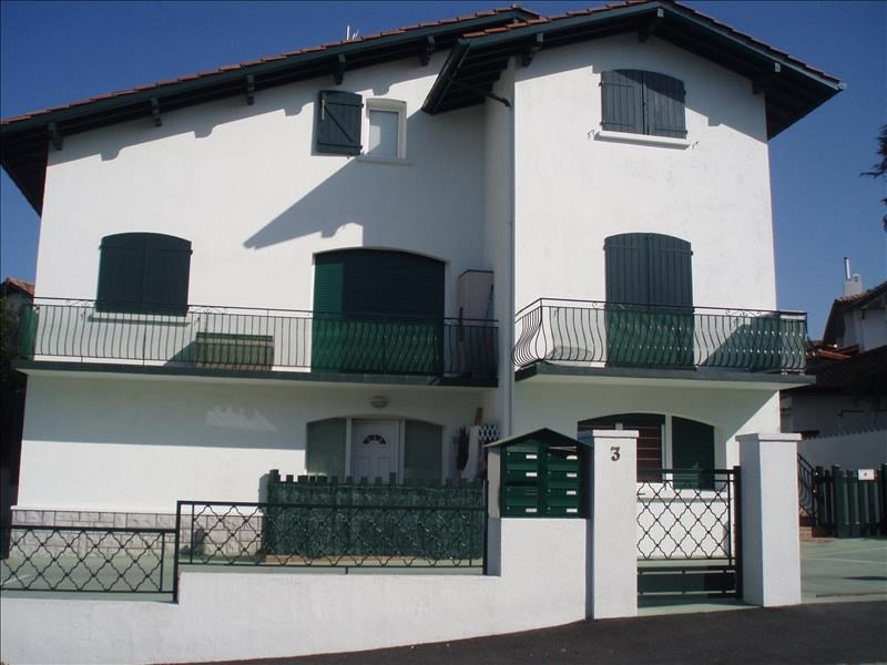 Venta  apartamento Hendaye 125000€ - Fotografía 1