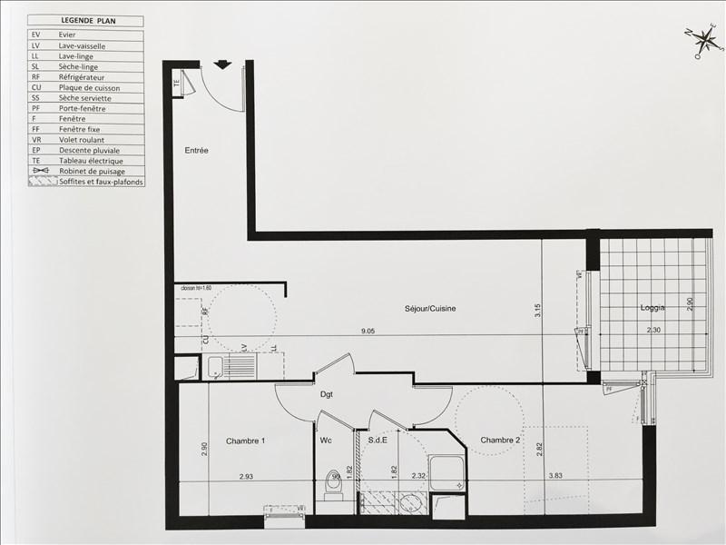 Vente appartement La ciotat 263300€ - Photo 2