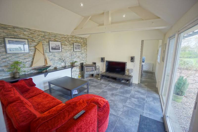 Sale house / villa Les thilliers en vexin 298000€ - Picture 5