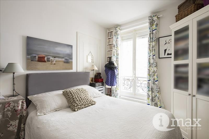 Sale apartment Levallois 819000€ - Picture 3