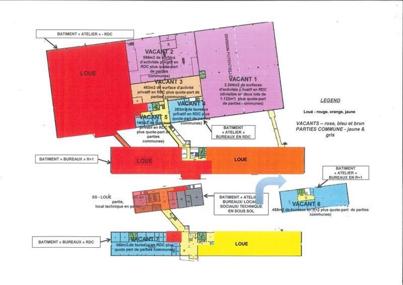 Location Local d'activités / Entrepôt Semoy 0