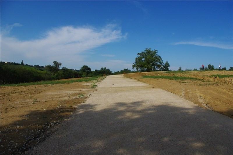 Vente terrain Monclar de quercy 49000€ - Photo 1
