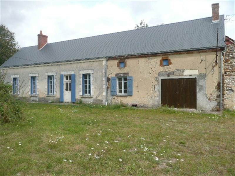 Sale house / villa Jars 88000€ - Picture 1