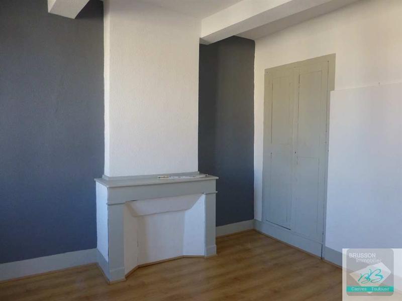 Rental apartment Castres 380€ CC - Picture 1