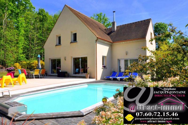 Sale house / villa St maurice montcouronne 620000€ - Picture 2