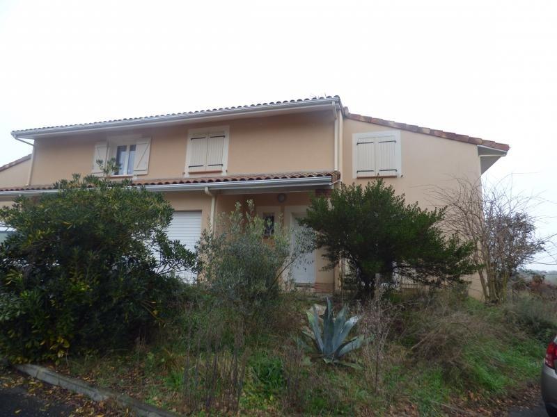 Sale house / villa L isle jourdain 174000€ - Picture 1